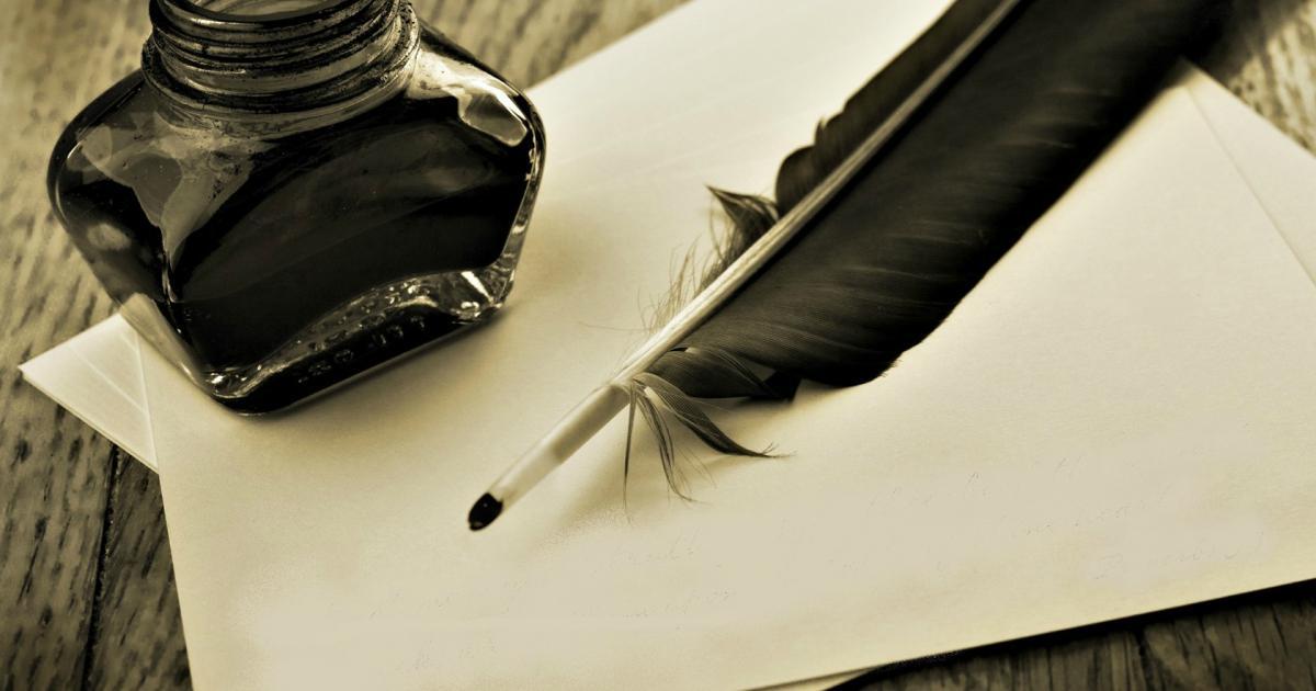 plume-encrier-ecrivain